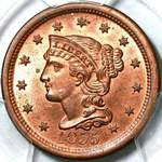 Braided Hair US 1 cent (penny) values