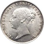 Queen Victoria era UK sixpence values