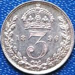 UK coin values - 1801 to 1967