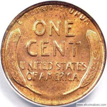 1926 D Us One Cent Penny Value Lincoln Wheat