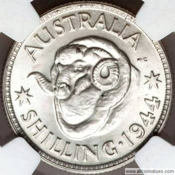 Australia 1936 Penny Worth - 0425