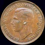UK penny coin values - 1801 to 1967