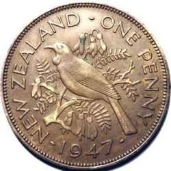 New Zealand coin values