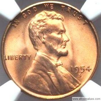 One Cent Values United States Penny Lincoln Wheat Pg 7