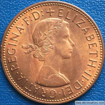 Queen Elizabeth 2 Coin Value January 2020