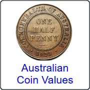 Australian coin values