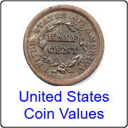 United States coin values
